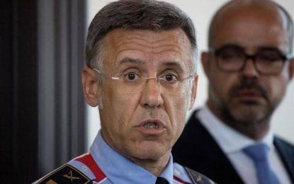 """Miquel Esquius, nuevo jefe de los Mozos dice que Cataluña es un """"país"""""""