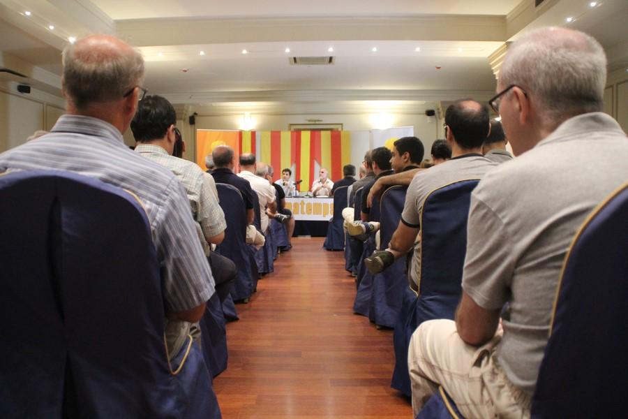 """""""Autoodio y totalitarismo catalán"""", segunda jornada del V Congreso de Somatemps"""