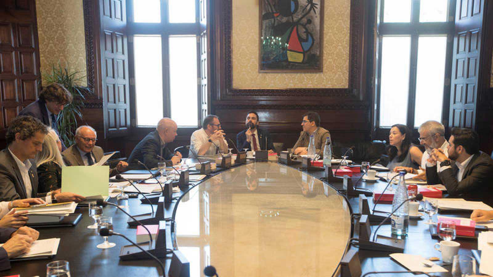 El fascismo al borde de de otra desobediencia en Cataluña