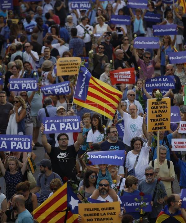 """Codorníu: """"Los fanáticos separatistas quieren volver a repetir el abucheo al Rey"""" el 17-A"""