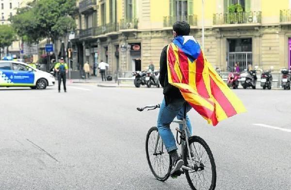 El fascismo rechaza la sentencia del Tribunal catalán que prohíbe la Estrellada