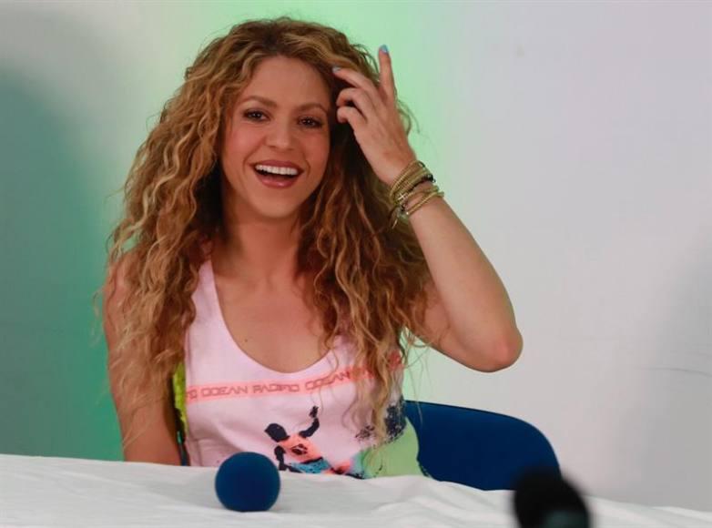 """Shakira vivió los meses """"más duros"""" de su vida con una hemorragia en las cuerdas vocales"""