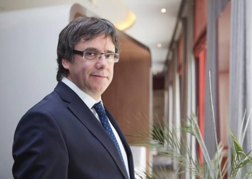 """Alemania ve """"admisible"""" la extradición de Puigdemont por """"malversación"""" en el golpe (1-O)"""