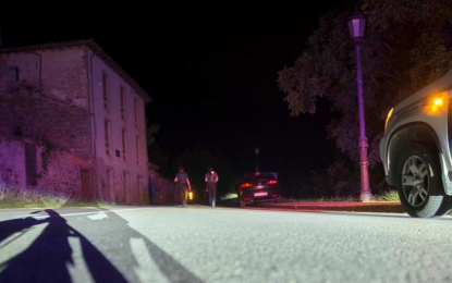 Un atrincherado en Camaleño (Cantabria) realizado varios disparos a la Guardia Civil