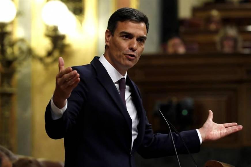 """Sánchez convocará un referéndum en Cataluña porque """"la crisis sólo se resolverá votando"""""""