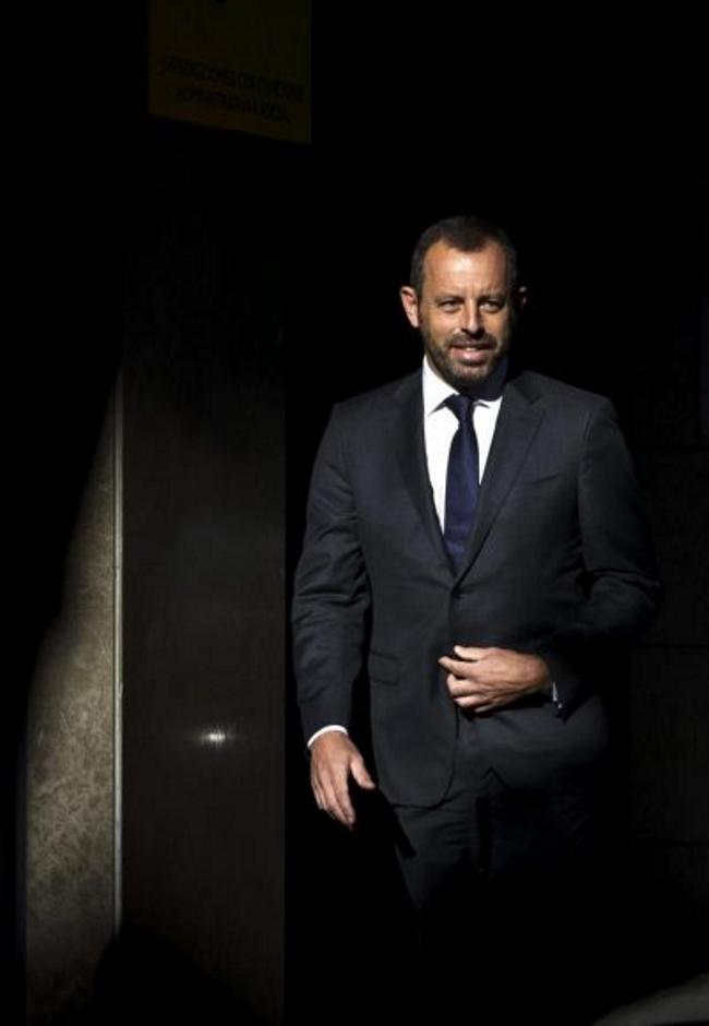 Al banquillo el expresidente de FC Barsa Sandro, su mujer y otros por organización criminal