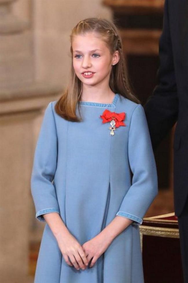 La Princesa española visitará oficialmente Asturias