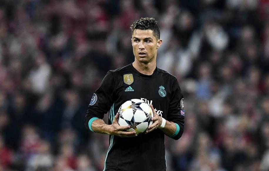 Cristiano Ronaldo ficha por el Juventus por 4 años