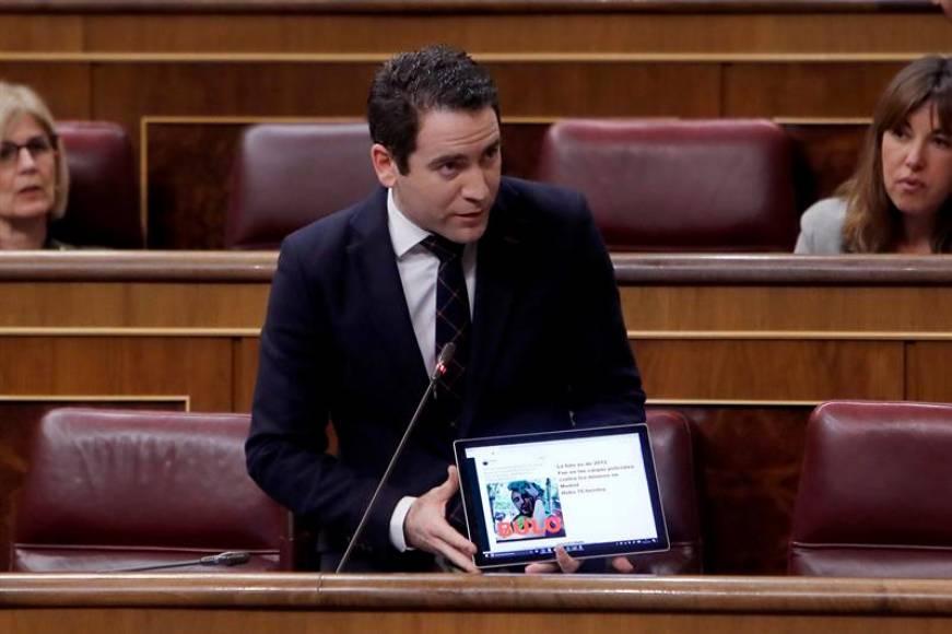 Teodoro García Egea, nuevo secretario general del PP