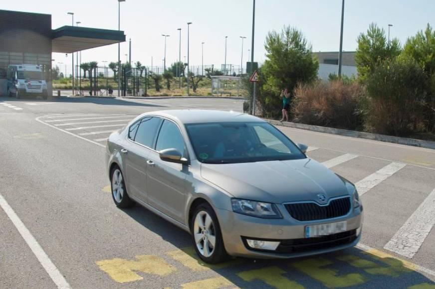Forcadell deja la prisión de Figueras para una vida mejor en prisión de Catllar (Tarragona)