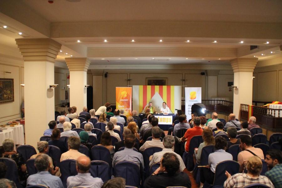 """Somatemps inicia su V Congreso con una advertencia a """"enemigos de España"""""""