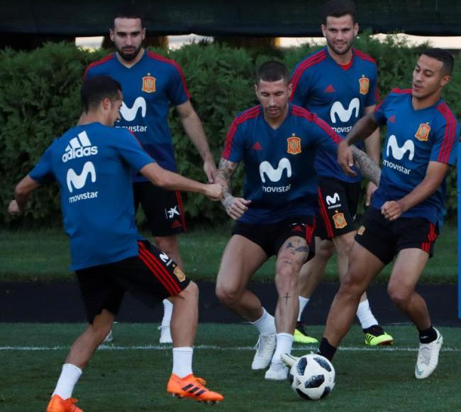 España busca regresar a la brillantez perdida en el Mundial 2018
