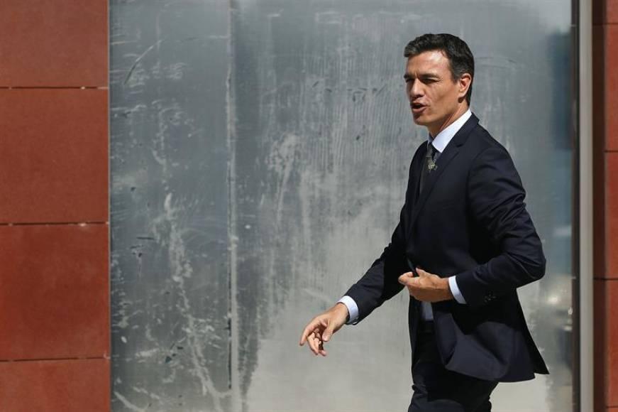 """Sánchez acusa a su socios de """"golpistas"""" de la ciudadanía por """"bloquear"""" los presupuestos"""