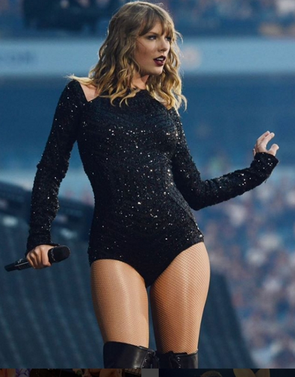 Taylor Swift, una tigresa con cara de ángel