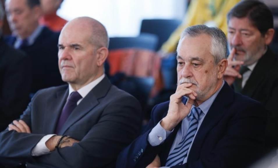 El funcionamiento de Junta y el Parlamento en los EREs falsos de Andalucía