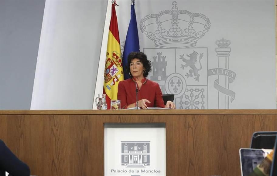 El Gobierno recurrirá ante el TC el nuevo desafío fascista sobre la Transición hacia la República