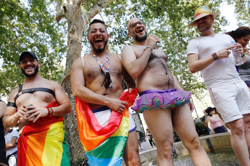 Atienden por intoxicación por drogas a 300 personas en los actos del Orgullo Gay de Madrid