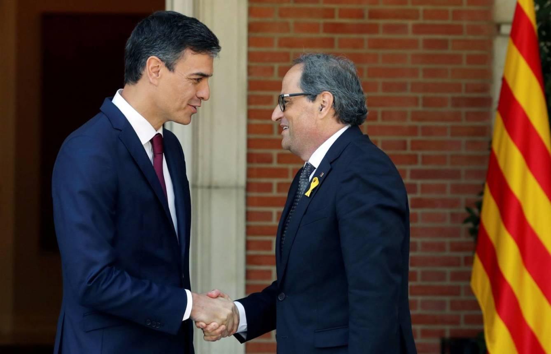"""El Gobierno de Sánchez designa a los negociadores de su """"Comisión Bilateral Estado-Cataluña"""""""