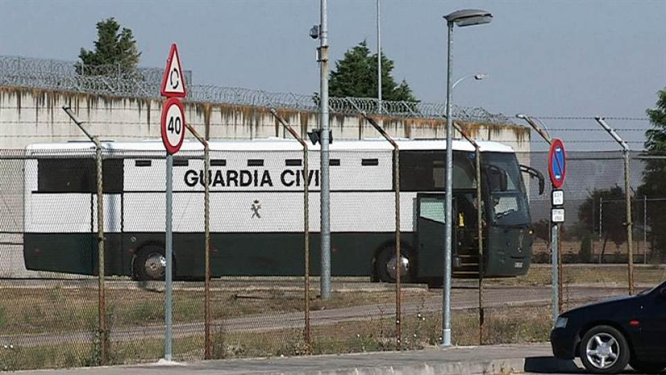 Trasladados a Cataluña, los últimos presos fascistas del golpismo