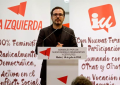 El Comunista Garzón, obsesionado con la Monarquía Española
