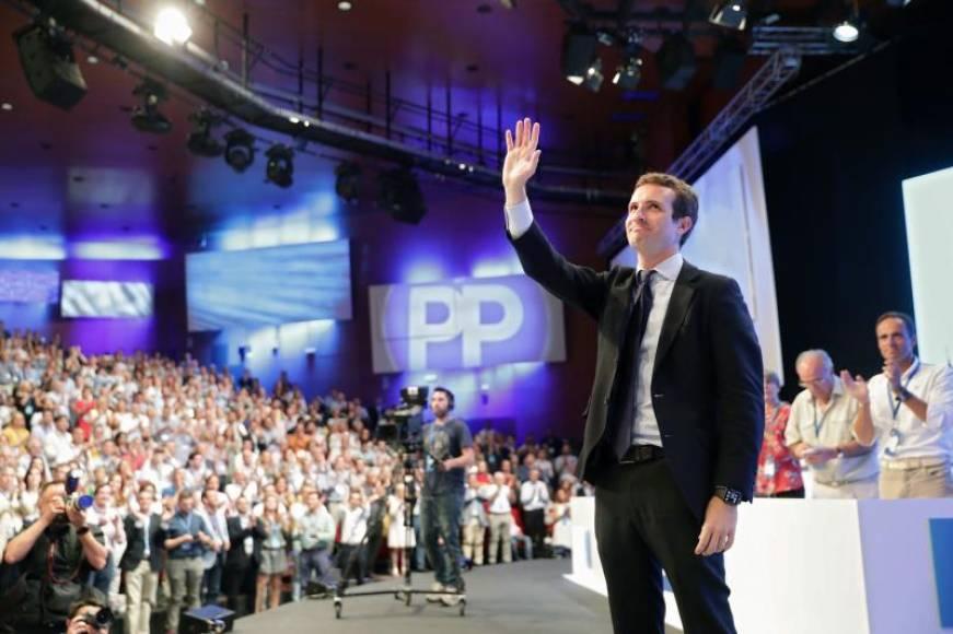El PP: Pablo Casado hará primero la renovación en la dirección nacional del PP