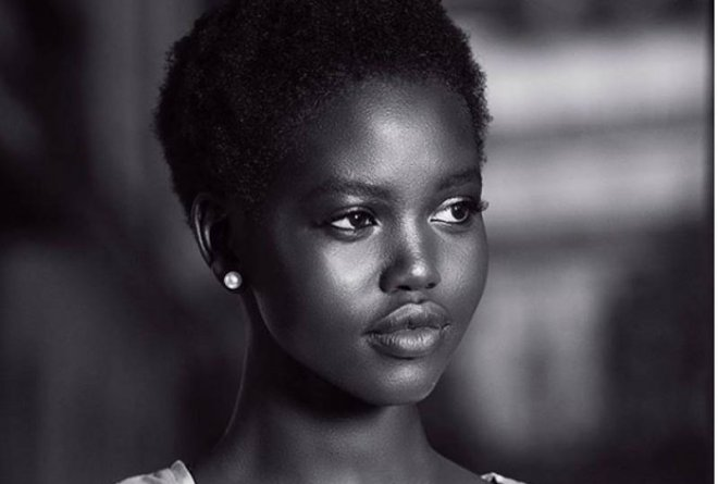 Adut Akech, nueva imagen de Chanel