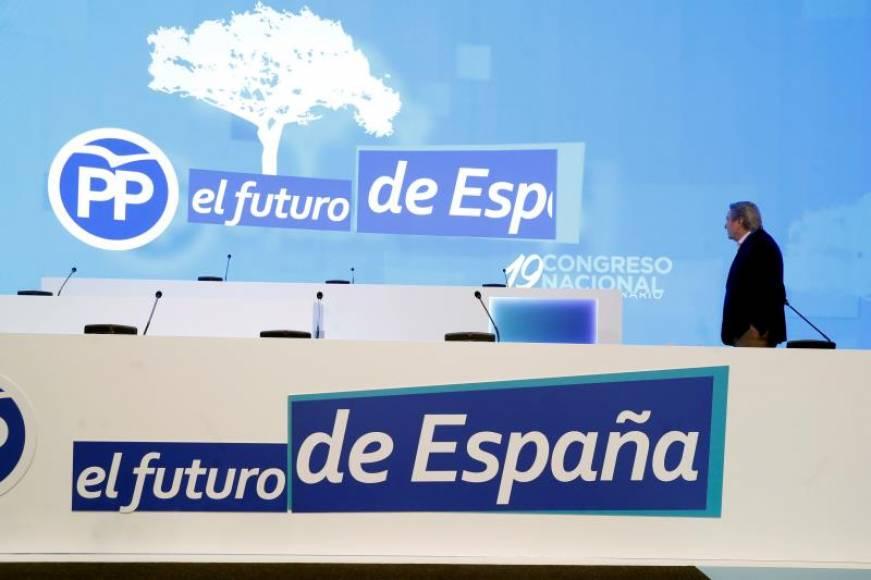 El PP inicia en Madrid su histórico congreso con Soraya conn 68% de los votos