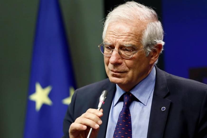 """Ministro Borrell: """"No nos quedará más remedio que aplicar la legislación vigente"""" en Cataluña"""