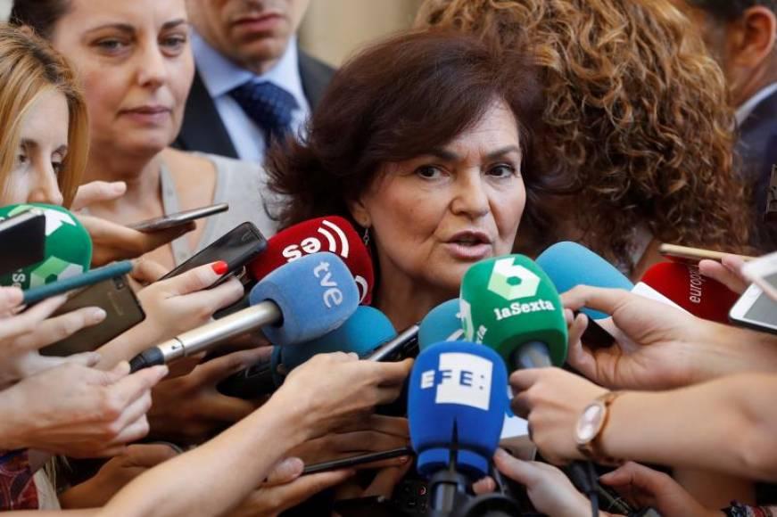 """Gobierno de Sánchez: No vamos a ceder """"nada"""" a separatistas"""
