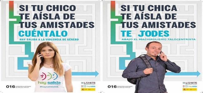 Desamparo de miles de varones españoles ante denuncias de «violencia de género»