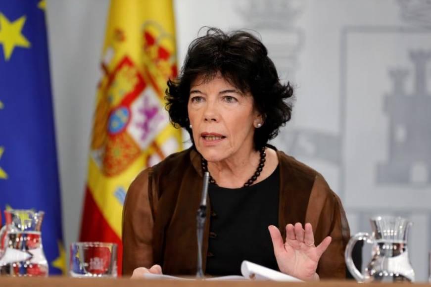 """El Gobierno de Sánchez denuncia """"dogmatismo y calculo excesivo electoralista"""" de Podemos"""