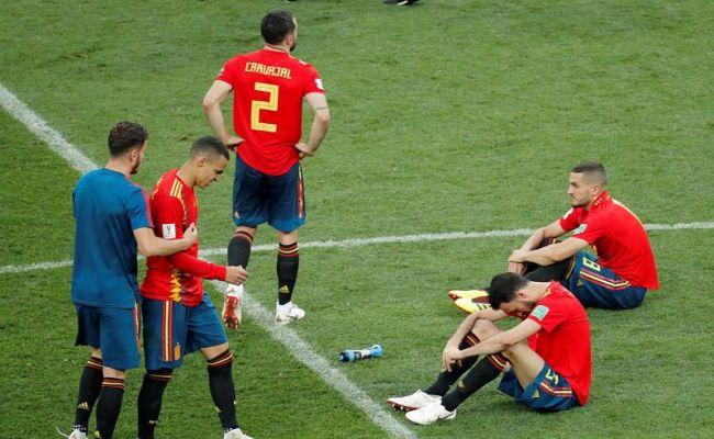 """Fernando Hierro anuncia su marcha de la selección, """"es y ha sido un placer"""""""