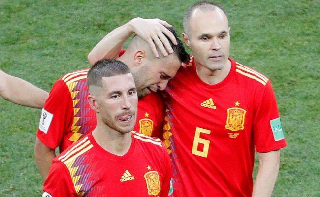 La España del sufrimiento cae en la maldición del anfitrión frente a Rusia