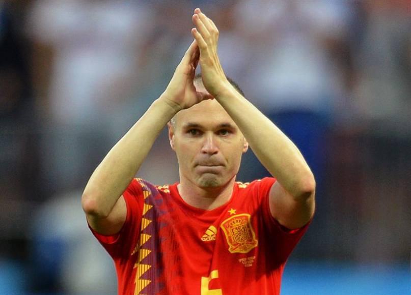 "Iniesta: ""Hoy se acaba una etapa maravillosa"""