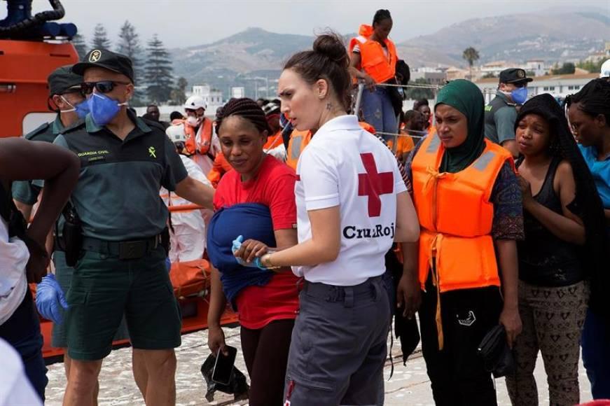 Rescatados 477 inmigrantes frente a las costas españolas