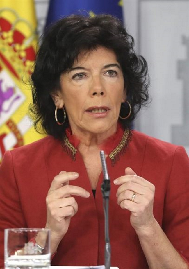 El Gobierno de Sánchez prepara un recurso al TC contra el fascismo de la genestapo de Torra