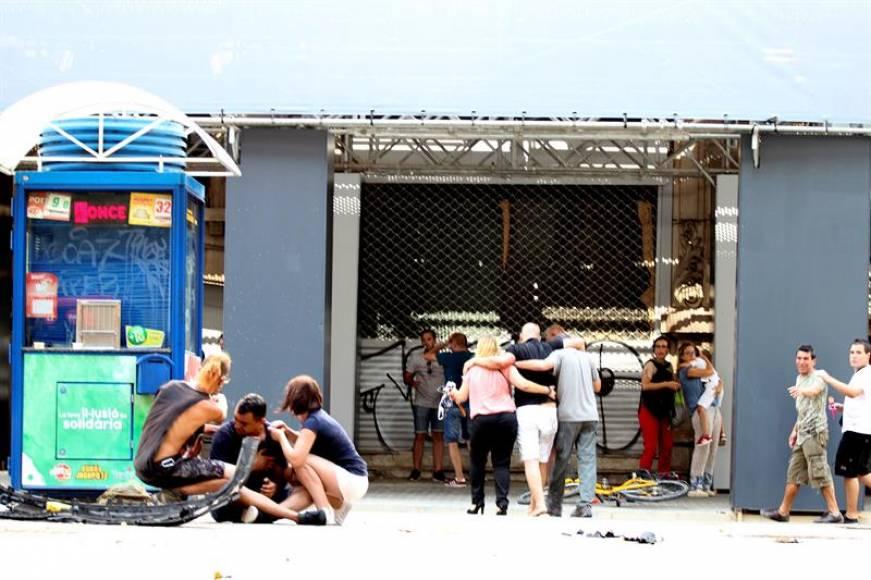El Gobierno tramita 223 expedientes de ayudas a las víctimas de los atentados de Cataluña