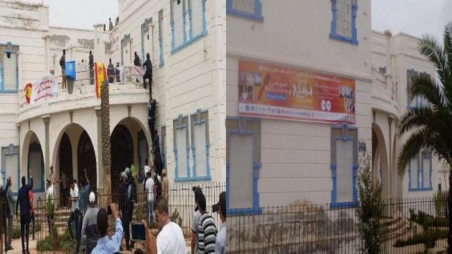Violación flagrante de Marruecos en Sidi Ifni ante resistencia de descendientes españoles