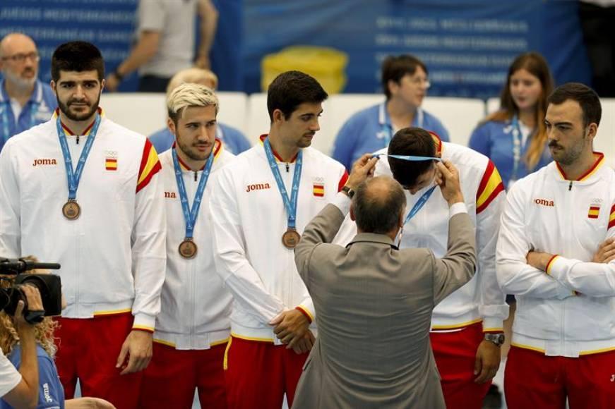 España volvió con fuerza a un podio de medallas en Tarragona 2018