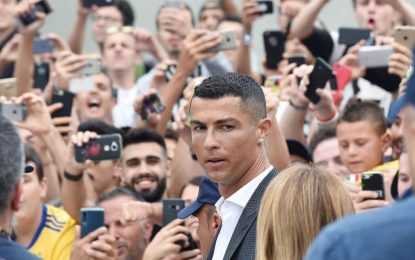 """Ronaldo: Llevaré al """"Juventus al nivel más alto, me encantan los desafíos"""""""