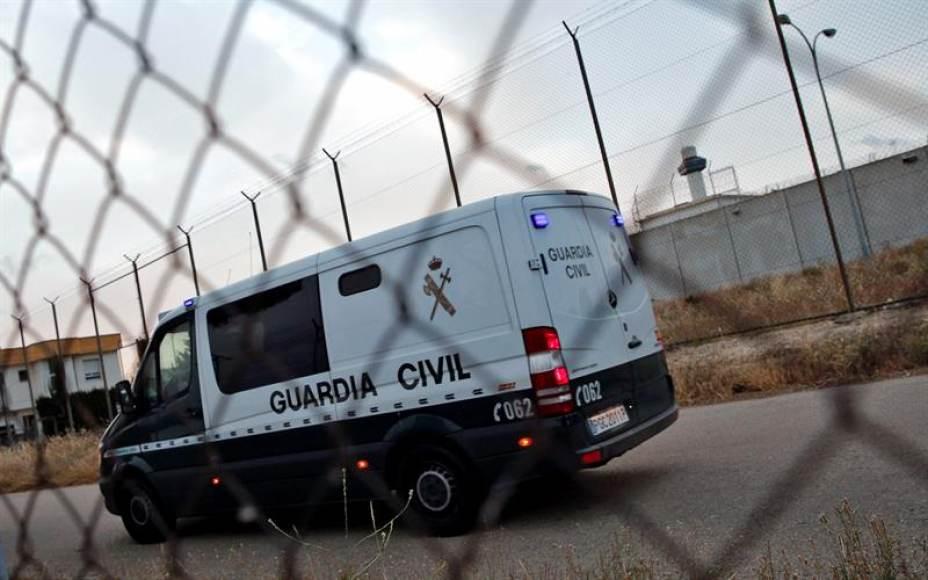 """Presos del """"procés"""" inician el viaje a Cataluña"""