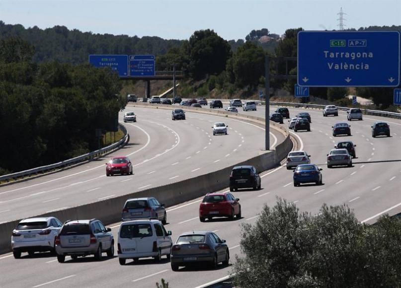 14 fallecidos en 11 accidentes de tráfico este fin de semana en España