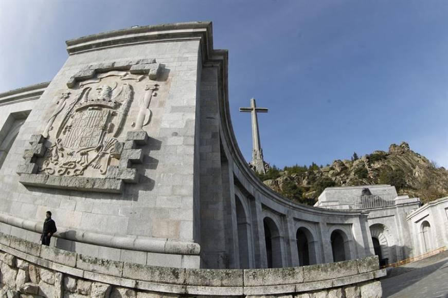 «Valle de los Caídos» españoles, futuro incierto con Gobierno de PSOE, fascistas, Podemos y terroristas