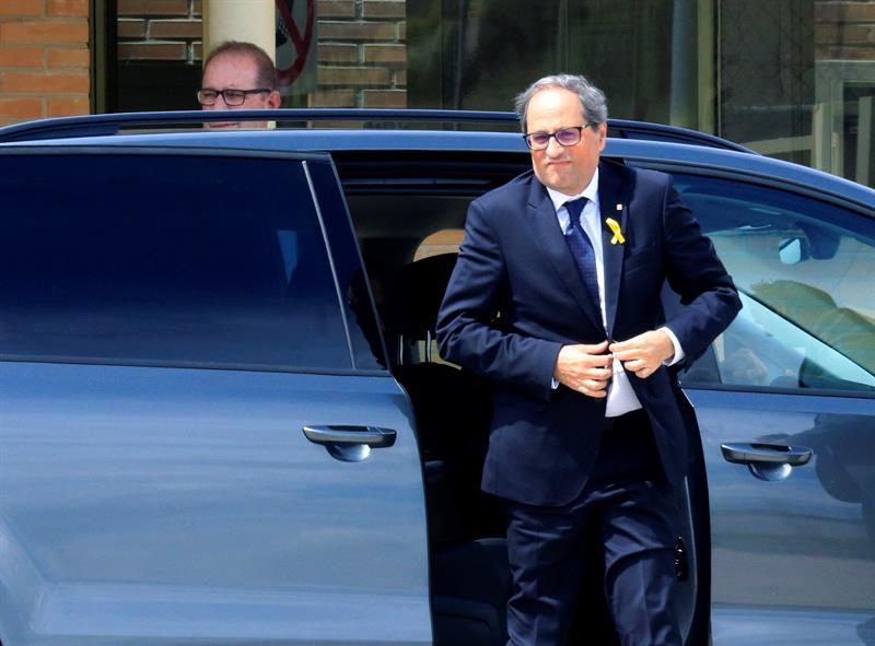 Torra se sube el sueldo y gana 81% más que el presidente de Gobierno de España