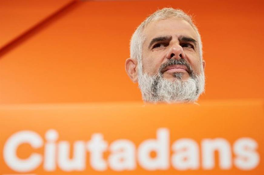Ciudadanos rechaza presentar una moción de censura contra Torra