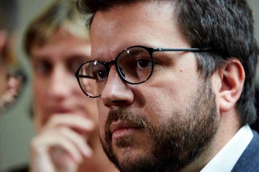 El juez pide imputar al golpista vicepresidente de la Generalidad por su condición de aforado
