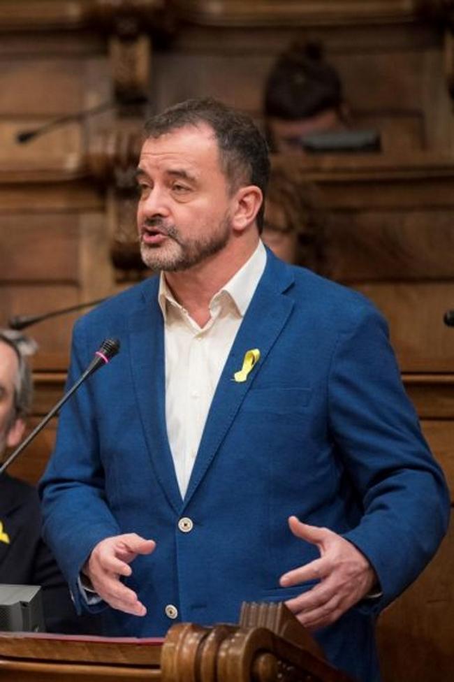 El separatista Alfred Bosch (ERC), nuevo Consejero del Gobierno de Torra