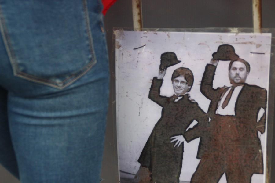 Graves y escandalosos tratos de favor a presos golpistas encarcelados en Cataluña