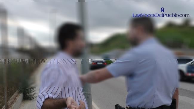 Vídeo: Los Mozos independentistas acosando a periodistas españoles en Cabrils (Barcelona)