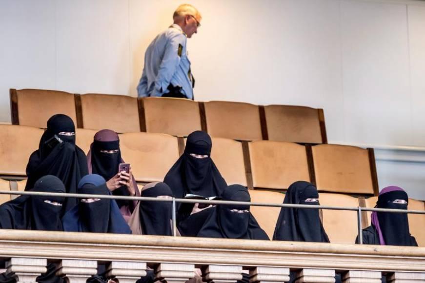 Dinamarca la prohíbe el burka y Nikab del islamismo